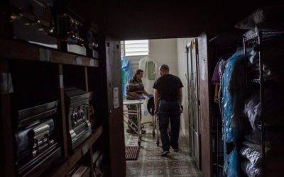 Nearly a Year After Hurricane Maria, Puerto Rico Revises Death Toll to 2,975
