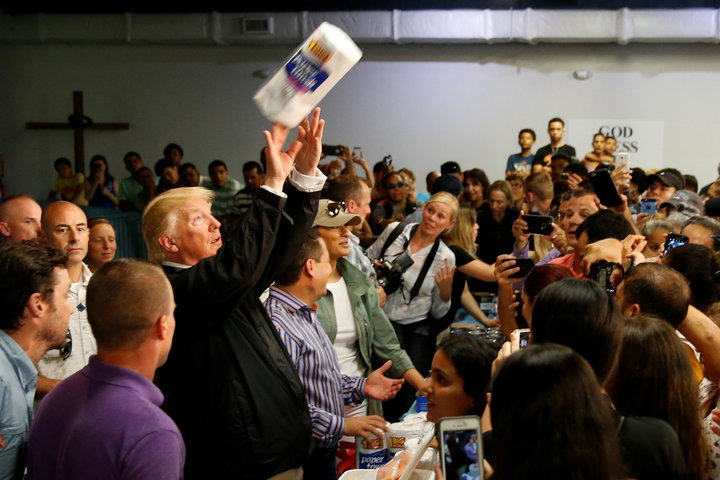 Is Donald Trump Ever Going To Acknowledge The Massive Loss Of Life In Puerto Rico?