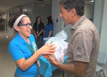 Doctors unite to deliver supplies to Puerto Rico
