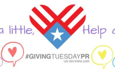 A message from our President & CEO about Giving Tuesday!
